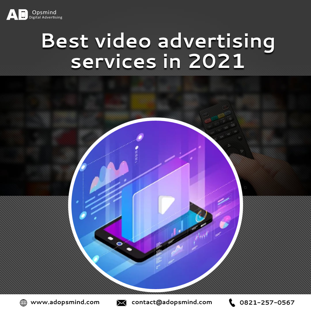 Video Advertising Servicesby adopsmind.com