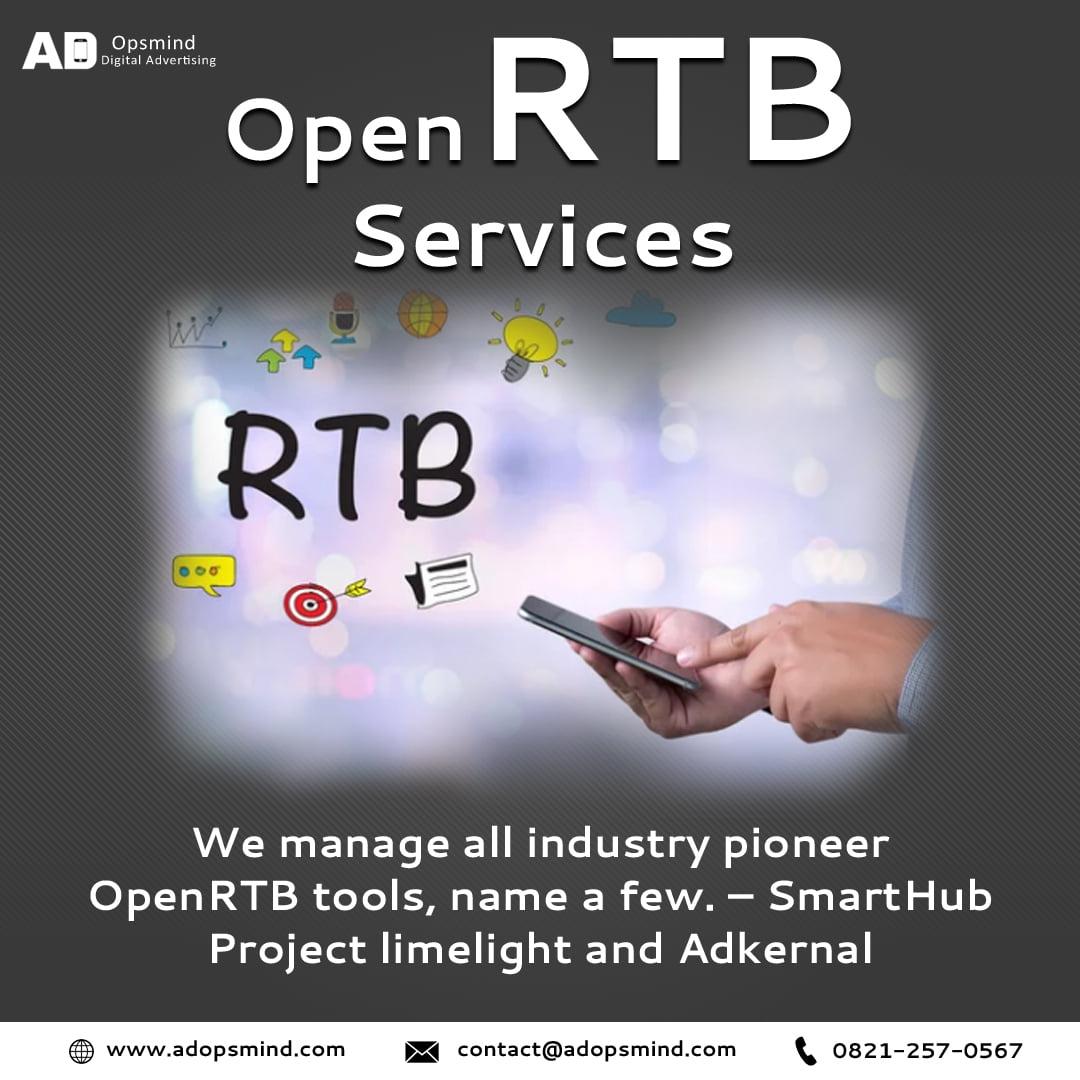 Avail ofOpen RTBfor automation of digital media trading
