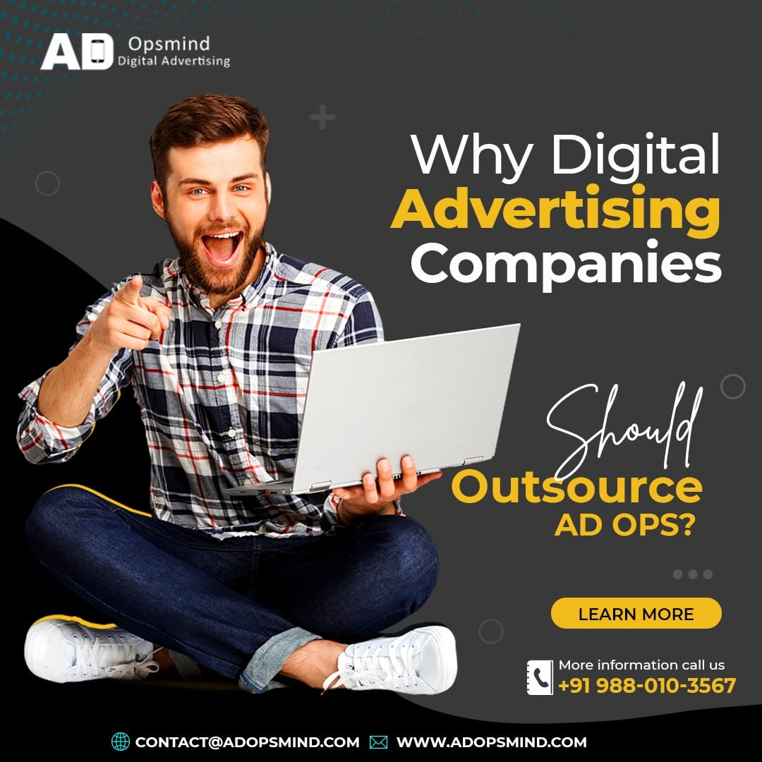 Ad operations servicesplay a crucial role