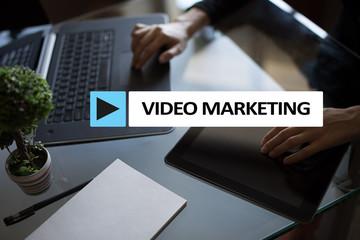 Video advertisement services