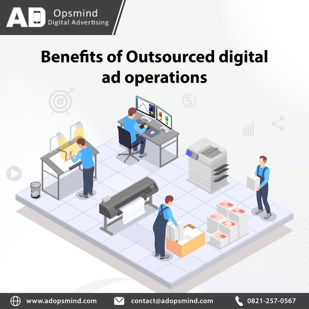 Outsourced Ad operations services